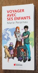 Voyager avec ses enfants, Marie Perarneau
