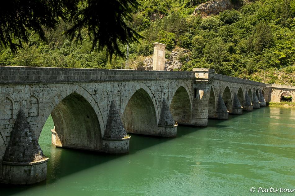 Le Pont sur la Drina, Visegrad