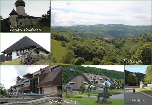 Velika Kladusa et Ostrozac na Uni, Bosnie-Herzégovine