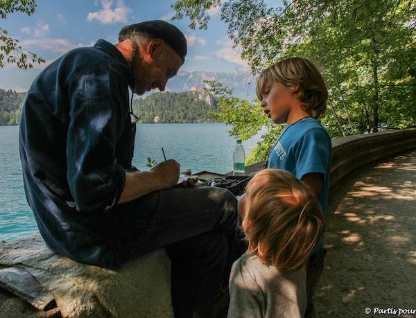 Que faire à Bled avec des enfants ?
