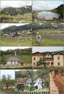 Prokosko Jezero et Kraljeva Sutjeska, Bosnie-Herzégovine