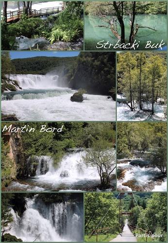 Strbacki Buk et Martin Brod, Bosnie-Herzégovine