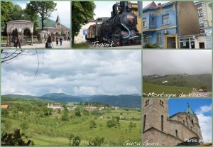 Travnik et Guca Gora, Bosnie-Herzégovine