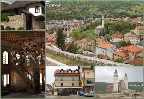Kupres et Travnik, Bosnie-Herzégovine