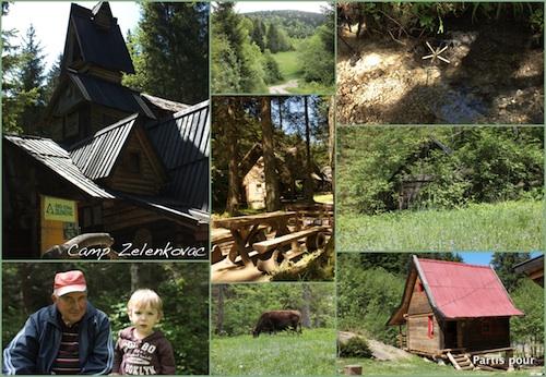 Camp Zelenkovac, Bosnie-Herzégovine
