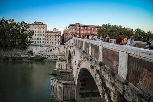 Rome, Ponte Sisto