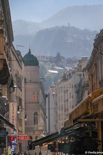 Sarajevo, Bosnie-Herzégovine