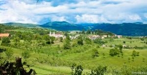 Guca Gora, Bosnie-Herzégovine