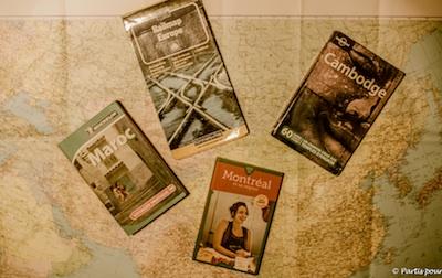 Guides et cartes pour rêver son voyage