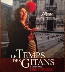 Le temps des Gitans, Emir Kusturica