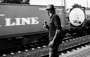 Voyage en train train de marchandises