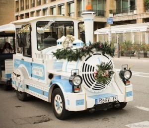 Train de la Bonne Mère Marseille
