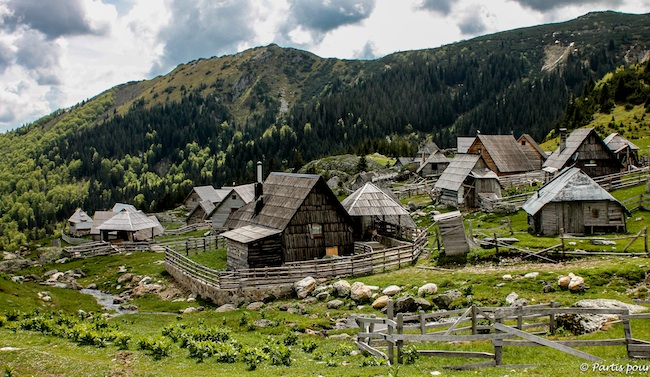 Bilan voyages 2014 Bosnie-Herzégovine Prokosko Jezero