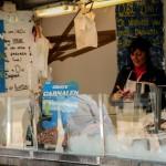 Marché aux crevettes Ostende