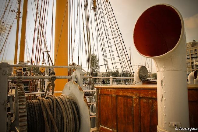 Bilan Voyages 2014 Ostende Mercator