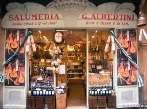 Salumeria Albertini Vérone Italie