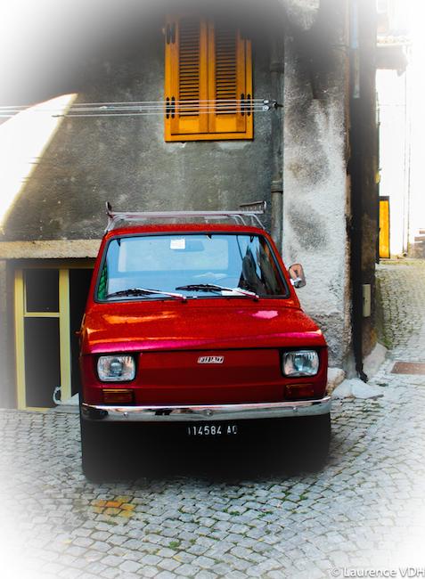 Scanno Italie Fiat