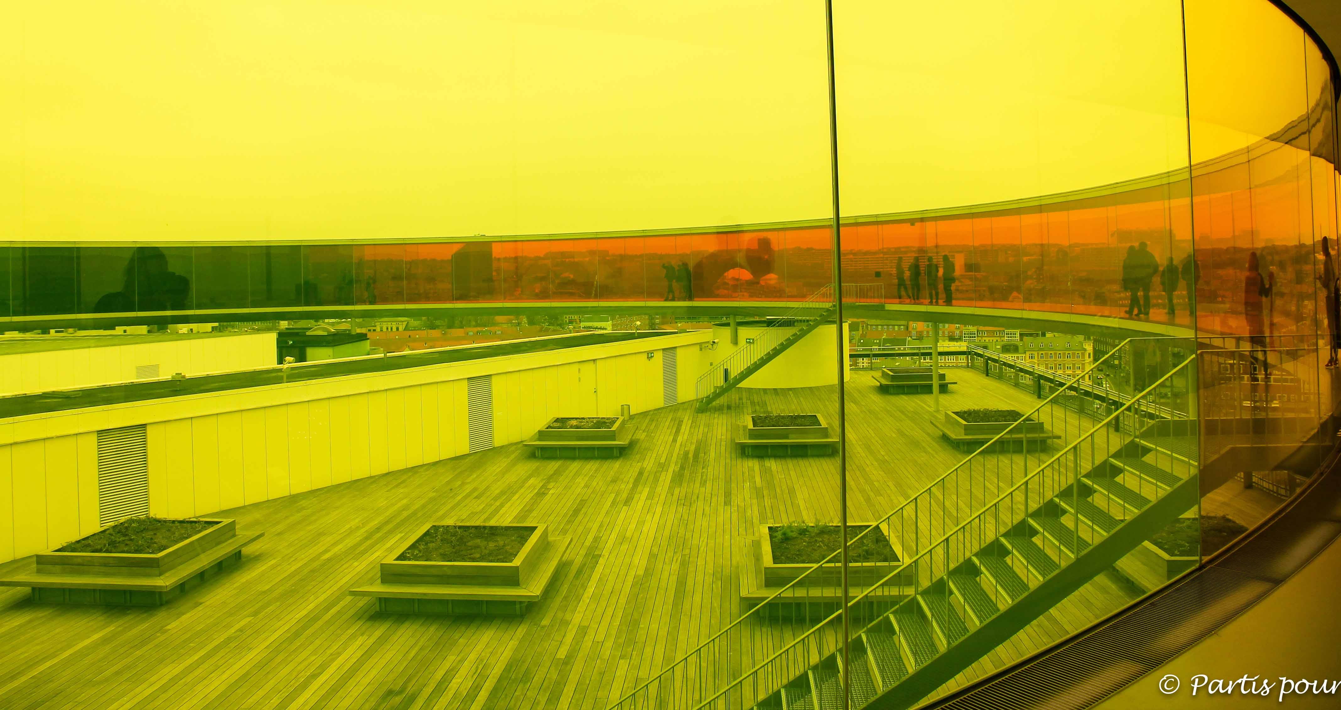 ARoS Museum, Aarhus, Danemark