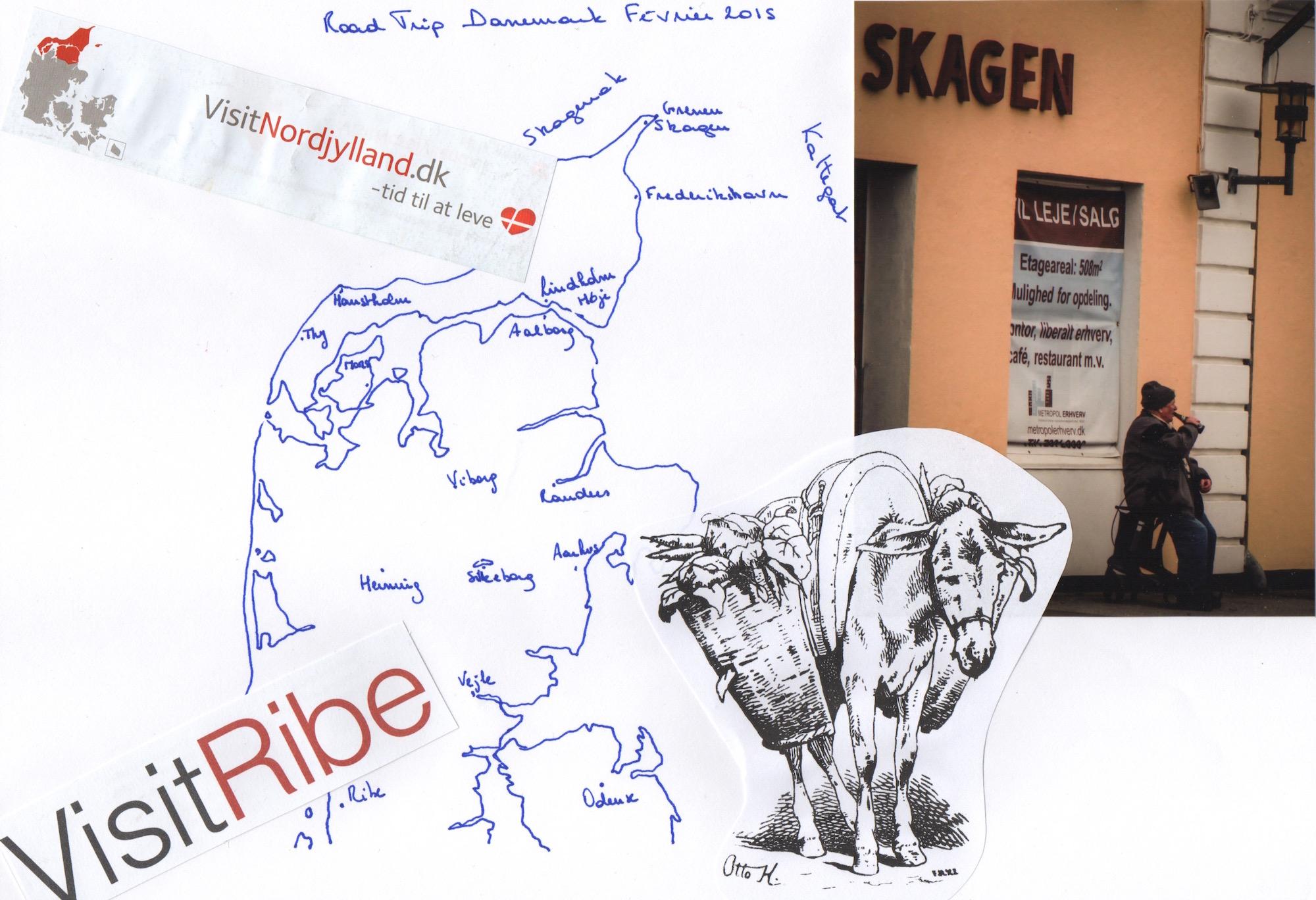Itinéraire road trip Danemark