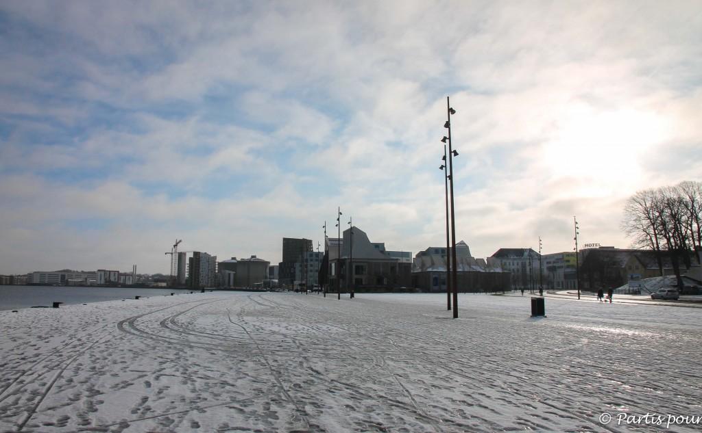 Centre Utzon, Aalborg, Danemark