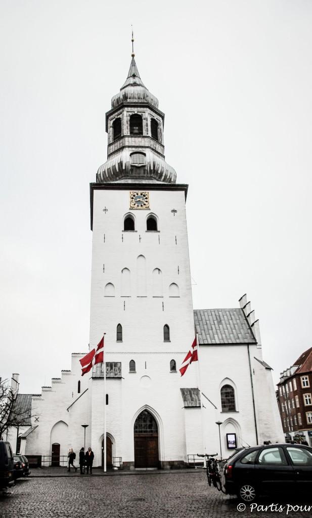 Cathédrale Aalborg, Danemark