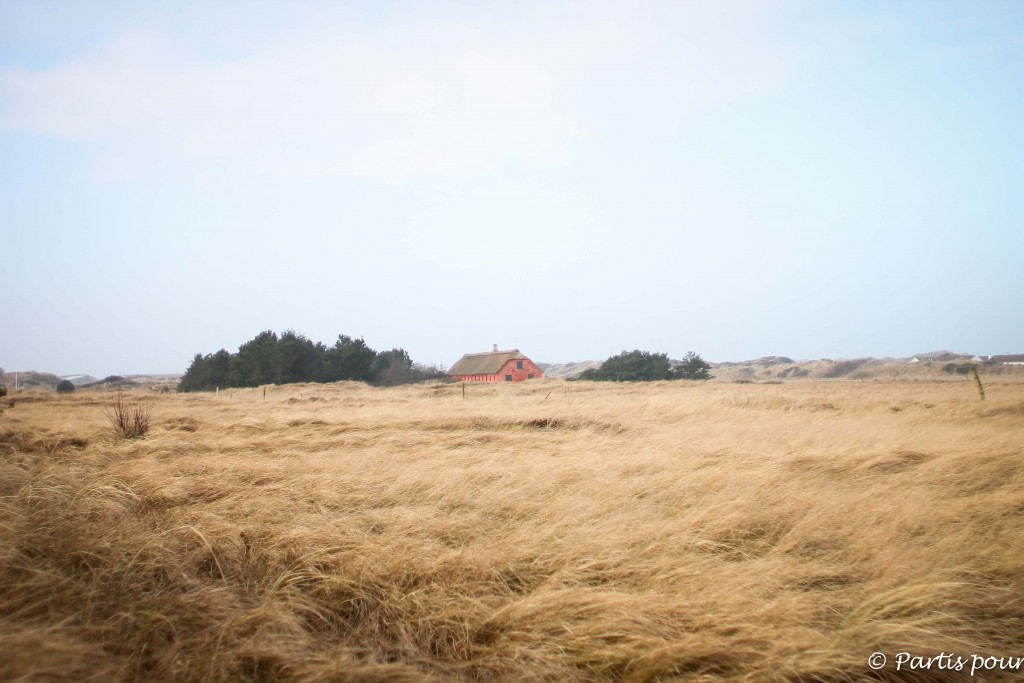 Route Marguerite, Danemark