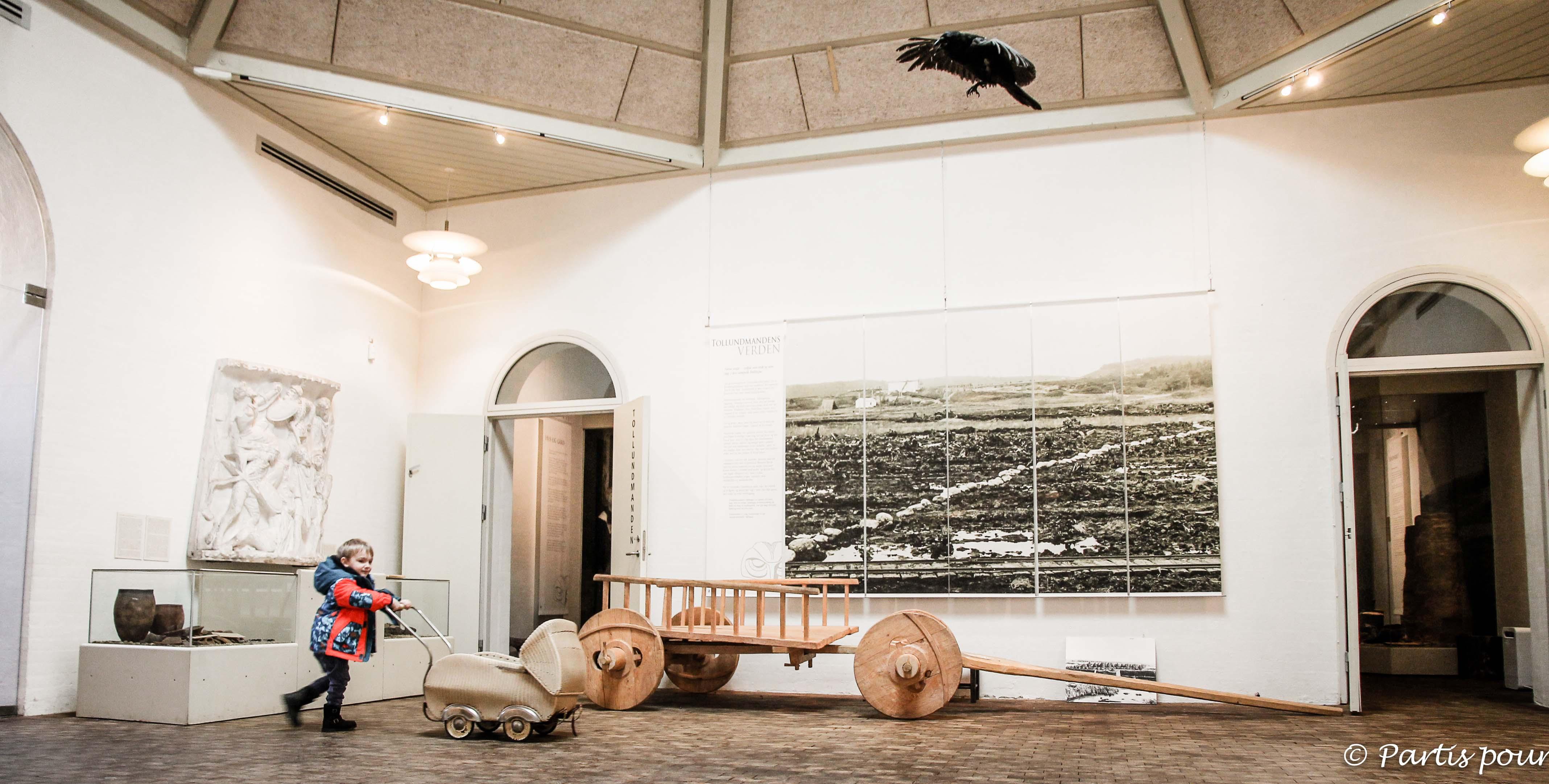 Musée Silkeborg, Danemark