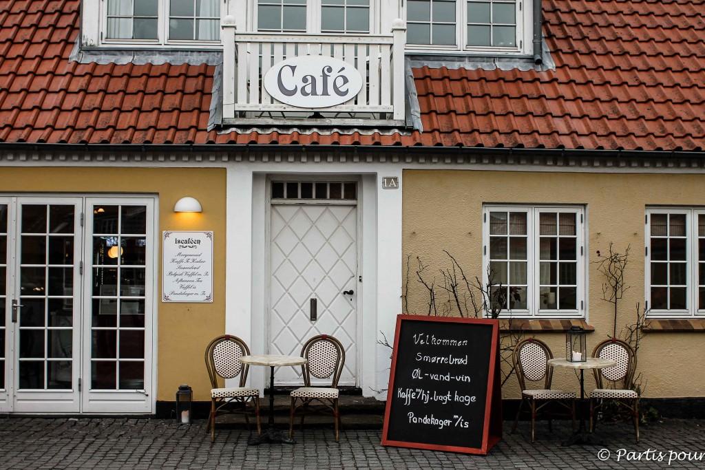 IsCaféen, Skagen Danemark