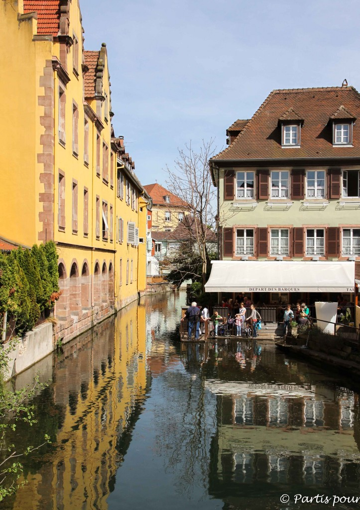 Colmar, la petite Venise - L'Alsace en famille