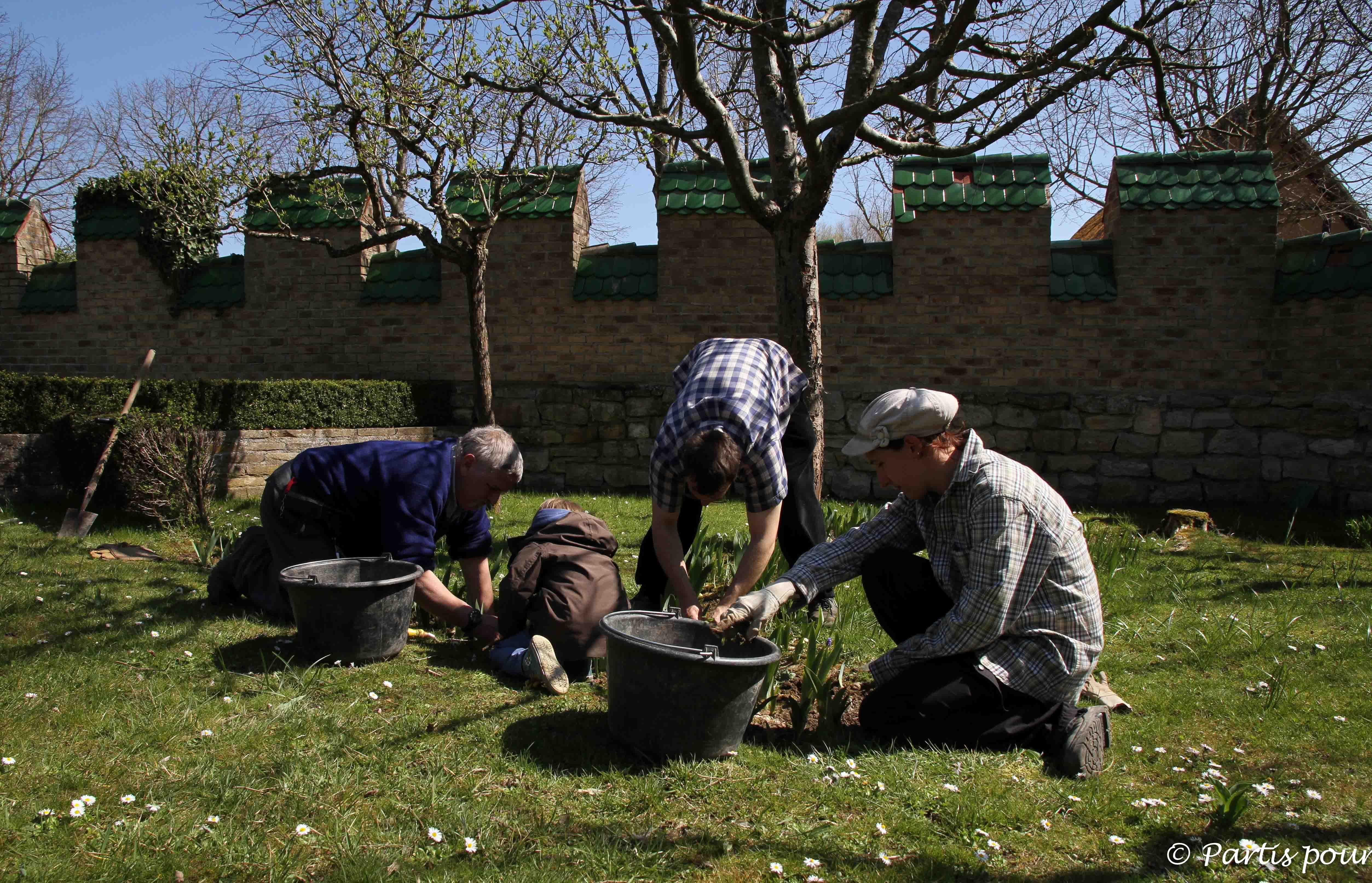 Avec les jardiniers de l'écomusée d'Alsace - L'Alsace en famille