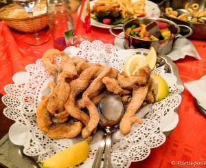 Le Restaurant de la Carpe, spécialité La Carpe frite - L'Alsace en famille