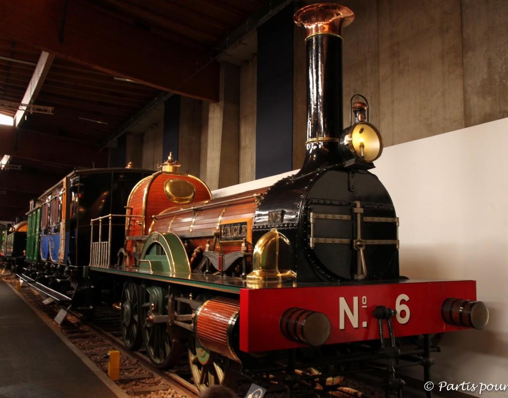 La Cité du Train à Mulhouse - L'Alsace en famille