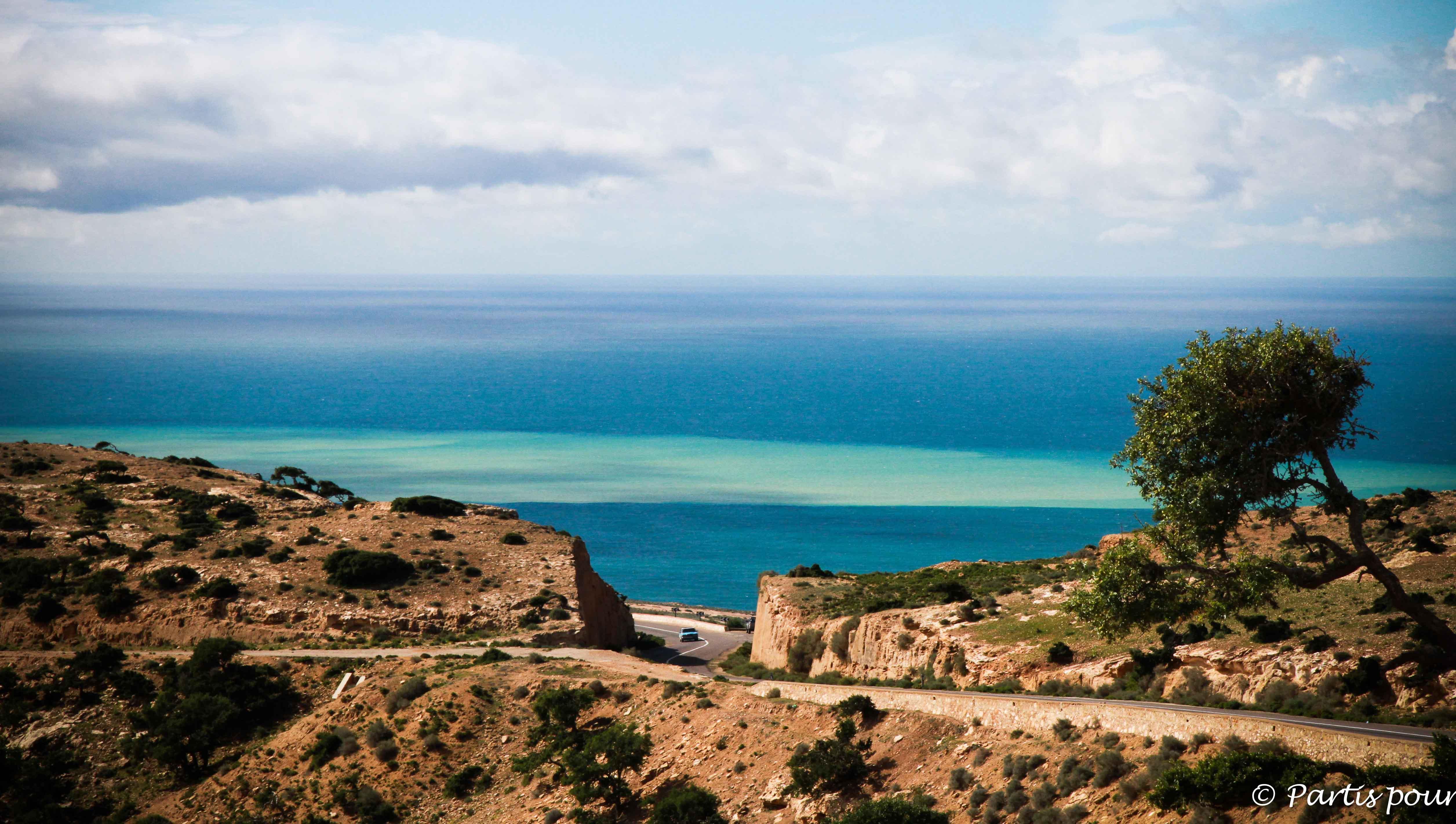 Une photo, une histoire #6 : Sur la route vers Agadir, Maroc