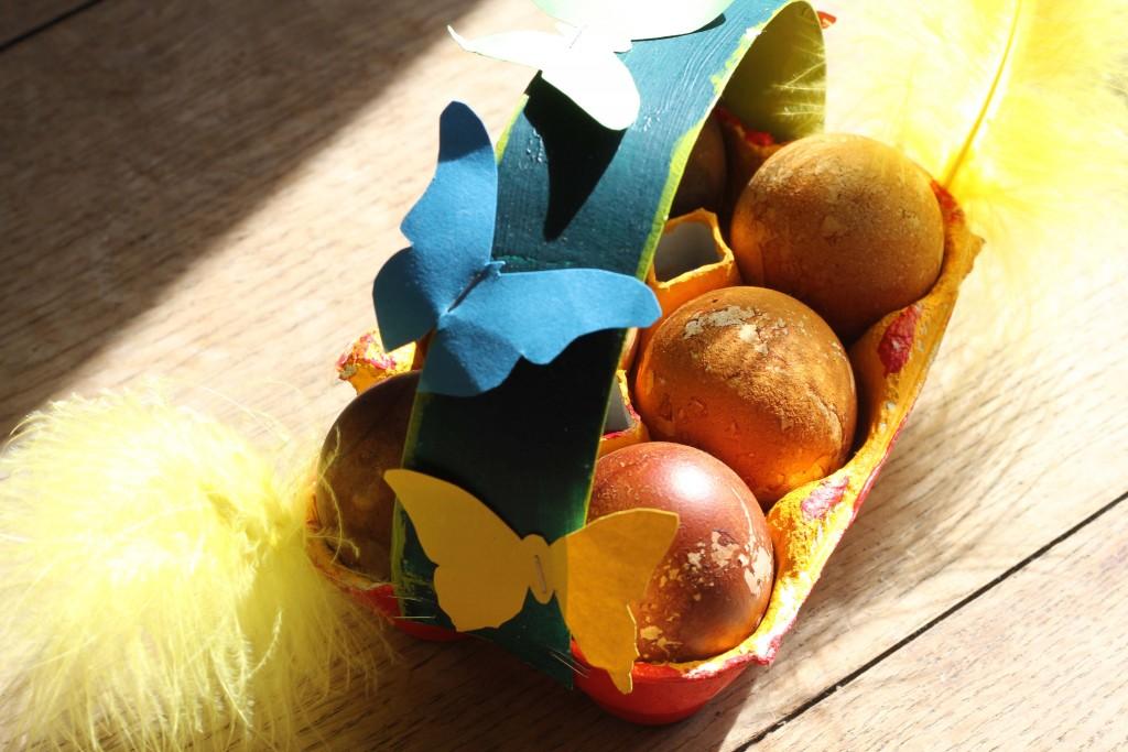 Panier Pâques Petits Plaisirs Avril