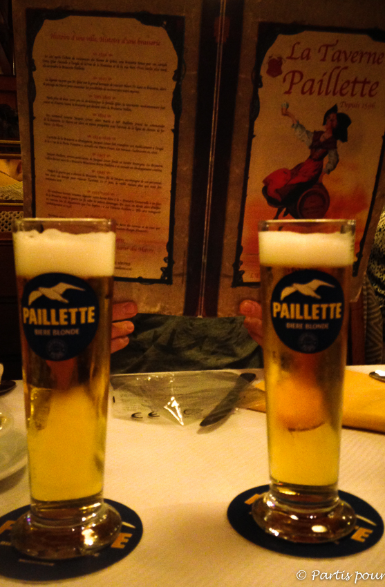 Petits plaisirs mai Taverne La Paillette Bières