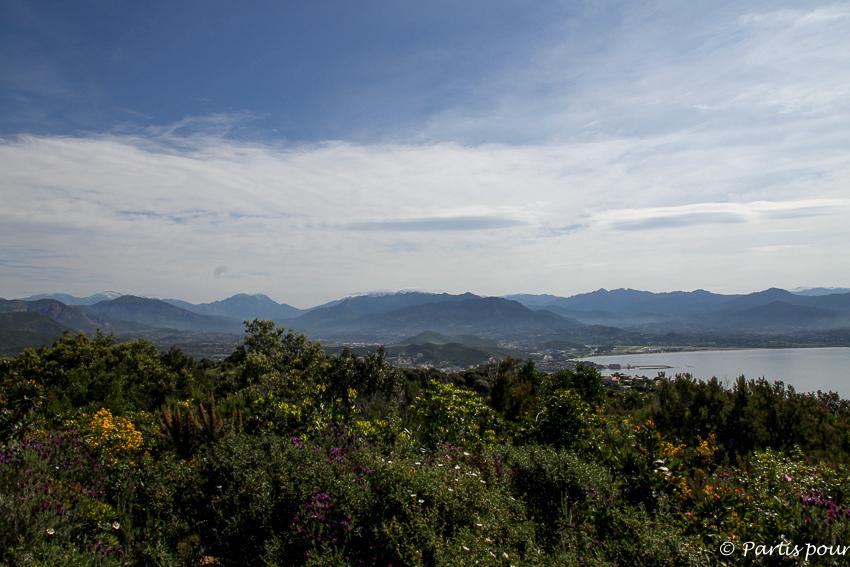 Sentier des Crêtes Sommets Enneigés Couleur Corse Salon Blogueurs Voyage Ajaccio