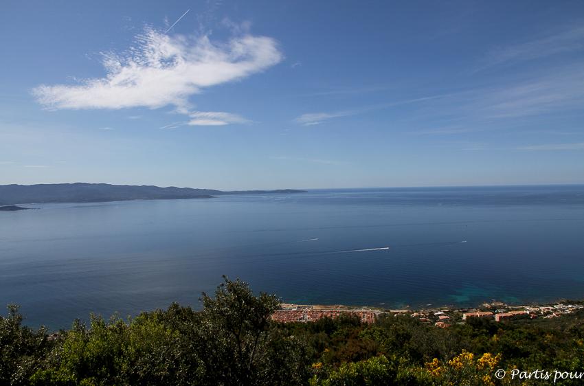 Sentier des Crêtes Cimetière Ajaccio Couleur Corse Salon des Blogueurs Voyage
