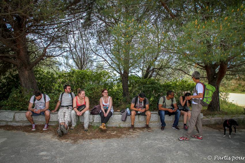 Sentier des Crêtes Ajaccio Couleur Corse Salon Blogueurs Voyage