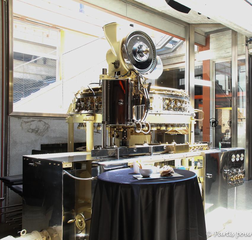Barcelone Brasserie Moritz TBEX
