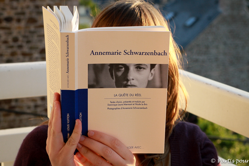 Annemarie Schwarzenbach, découverte au Festival des Etonnants Voyageurs