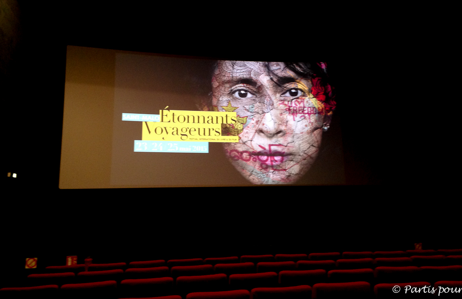 Festival Etonnants Voyageurs 2015