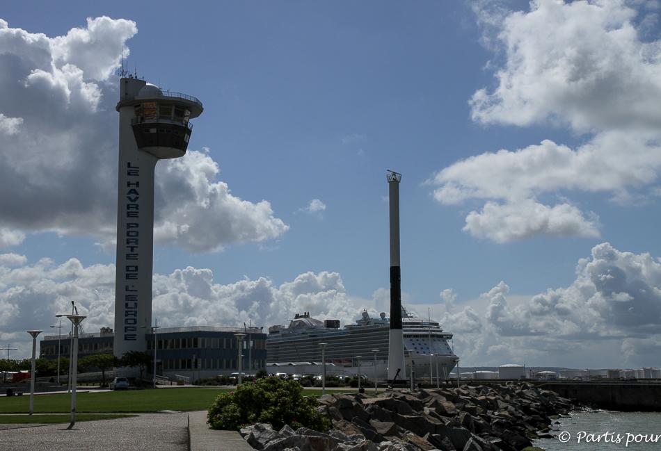 Port Le Havre Ville étonnante