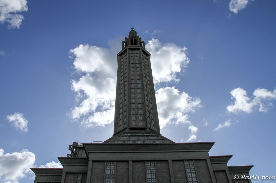 Eglise Saint-Jospeh Le Havre Ville étonnante