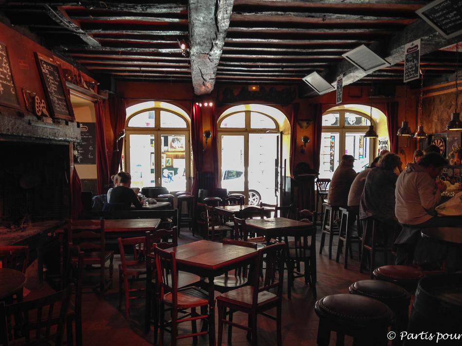 Bar La Belle Epoque. Bonnes adresses à Saint-Malo