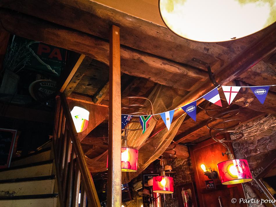 L'Alambic Café. Bonnes adresses à Saint-Malo