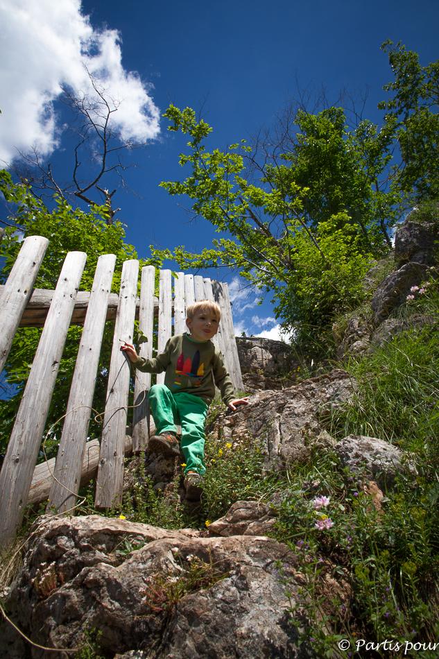 Skakavac, Bosnie-Herzégovine. Petits plaisirs juin