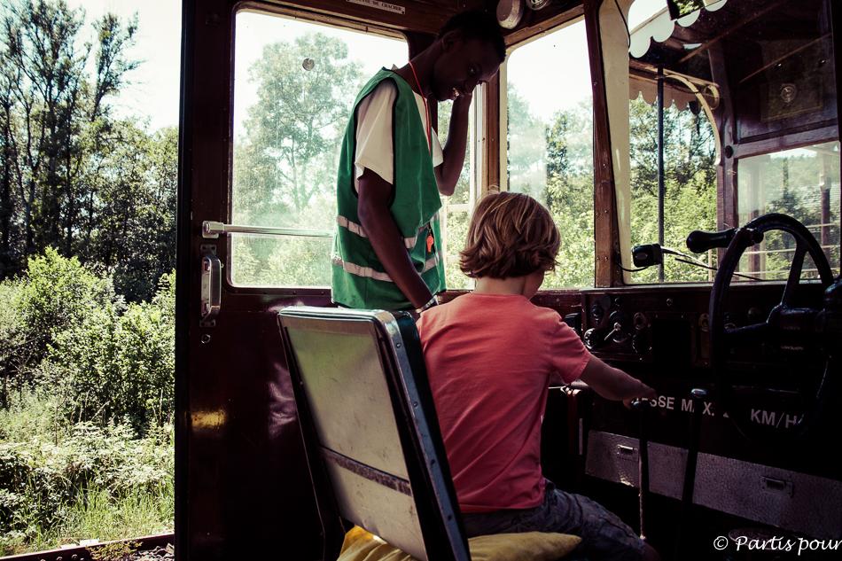 Tramway touristique de l'Aisne Erezée - Manhay - Activités Durbuy et environs