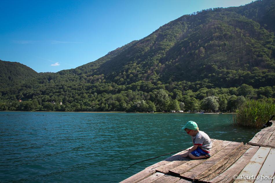 Boracko jezero, Bosnie-Herzégovine. Cinq jours sur les routes de l'Herzégovine