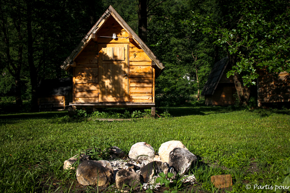 Eko Selo, Boracko jezero, Bosnie-Herzégovine. Cinq jours sur les routes de l'Herzégovine