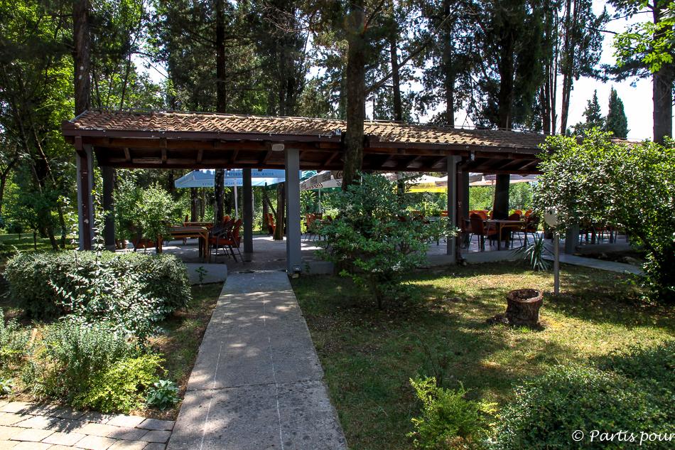 Motel Karaotok, Hutovo Blato, Bosnie-Herzégovine. Cinq jours sur les routes de l'Herzégovine